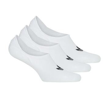 Spodní prádlo Ponožky adidas Originals LOW CUT SOCK X3 Bílá