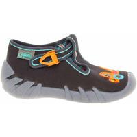 Boty Chlapecké Papuče Befado Chlapecké bačkory  110P389 modrá Modrá