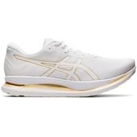 Boty Ženy Běžecké / Krosové boty Asics Glideride Bílé