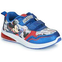 Boty Chlapecké Nízké tenisky Disney MICKEY Modrá