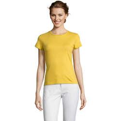 Textil Ženy Trička s krátkým rukávem Sols Miss camiseta manga corta mujer Otros