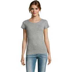 Textil Ženy Trička s krátkým rukávem Sols Mixed Women camiseta mujer Gris