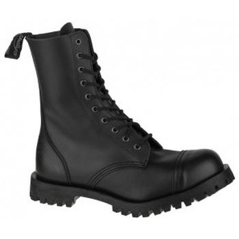 Boty Kotníkové boty Protektor Rangers černá