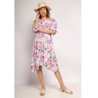 Textil Ženy Krátké šaty Fashion brands 9471-ROSE Růžová