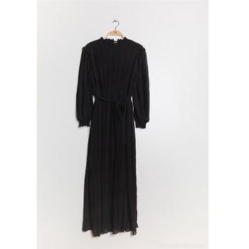 Textil Ženy Společenské šaty Fashion brands 9805-2-0-NOIR Černá