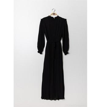 Textil Ženy Společenské šaty Fashion brands 9805-NOIR Černá