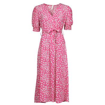Textil Ženy Krátké šaty Fashion brands 10351-NOIR Černá