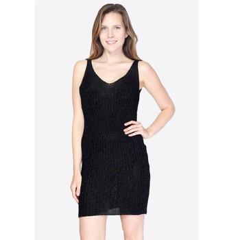Textil Ženy Krátké šaty Fashion brands SND-NOIR Černá