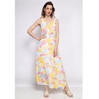 Textil Ženy Společenské šaty Fashion brands R185-JAUNE Žlutá