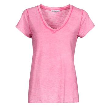 Textil Ženy Halenky / Blůzy Fashion brands 029-COEUR-FUCHSIA Fuchsiová