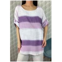 Textil Ženy Halenky / Blůzy Fashion brands 156485V-LILAC Fialová