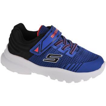 Boty Děti Nízké tenisky Skechers Razor Flex-Mezder Modrá
