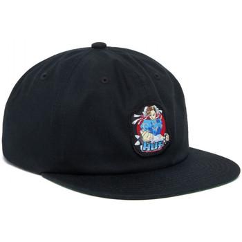 Textilní doplňky Muži Kšiltovky Huf Cap chun-li snapback hat Černá