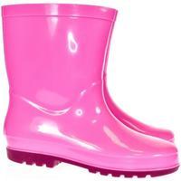 Boty Chlapecké Zimní boty Bbs Detské ružové gumáky BINI ružová