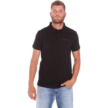 Textil Muži Polo s krátkými rukávy Trussardi 52T00488-1T003603 Černá