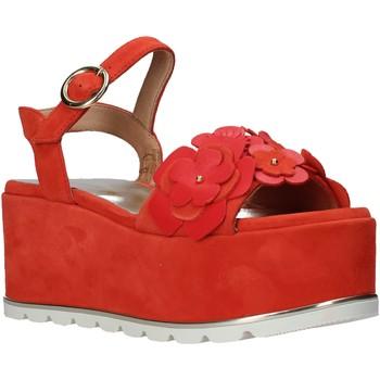 Boty Ženy Sandály Docksteps DSE104886 Oranžový