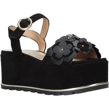 Boty Ženy Sandály Docksteps DSE104973 Černá
