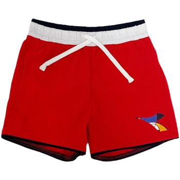 Textil Děti Plavky / Kraťasy Diadora 102175897 Červené