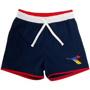 Textil Děti Kraťasy / Bermudy Diadora 102175897 Modrý