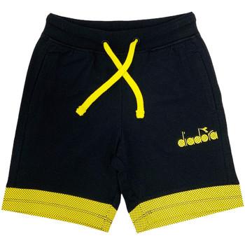 Textil Děti Kraťasy / Bermudy Diadora 102175908 Černá
