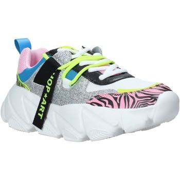 Boty Ženy Nízké tenisky Shop Art SA050144 Růžový
