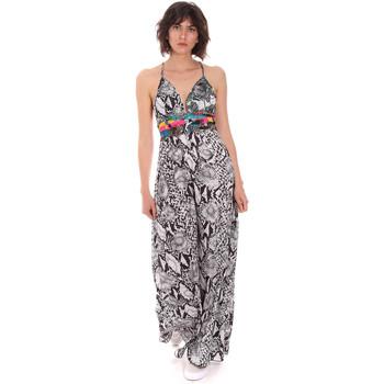 Textil Ženy Společenské šaty F * * K  Černá