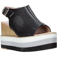 Boty Ženy Sandály Onyx S20-SOX757 Černá