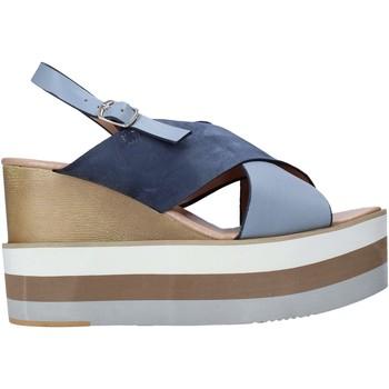Boty Ženy Sandály Onyx S20-SOX758 Modrý