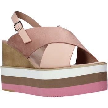 Boty Ženy Sandály Onyx S20-SOX758 Růžový