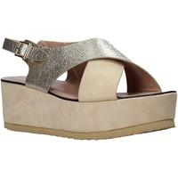 Boty Ženy Sandály Onyx S20-SOX745 Béžový