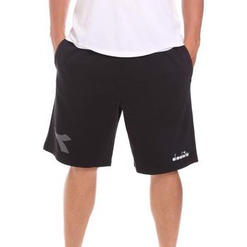 Textil Muži Kraťasy / Bermudy Diadora 102175856 Černá
