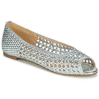 Boty Ženy Sandály Cosmo Paris HAYANE Stříbrná