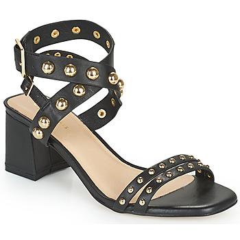 Boty Ženy Sandály Cosmo Paris HARLA Černá