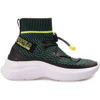 Boty Ženy Kotníkové tenisky Karl Lagerfeld  Černá