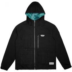 Textil Muži Bundy Jacker Money makers jacket Černá