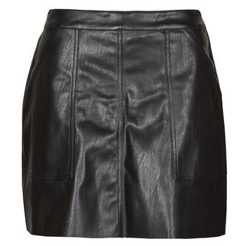 Textil Ženy Sukně Vero Moda VMSYLVIA Černá