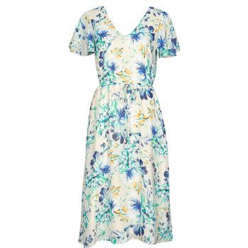Textil Ženy Společenské šaty Vero Moda VMJASMINE Béžová