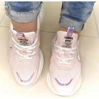 Boty Ženy Nízké tenisky Pur Dámske ružové tenisky PURLINA BONILLA ružová