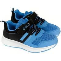 Boty Děti Nízké tenisky Gelteo Detské modré tenisky  TILLO modrá
