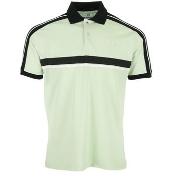 Textil Muži Polo s krátkými rukávy Sergio Tacchini Apricot Polo Zelená