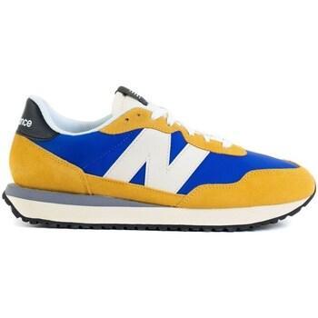 Boty Muži Nízké tenisky New Balance 237 Modré