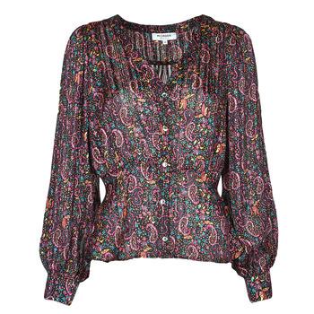 Textil Ženy Halenky / Blůzy Morgan CODE Černá