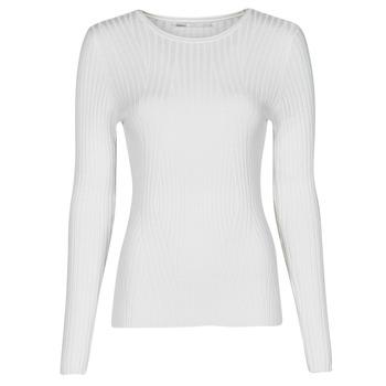 Textil Ženy Svetry Only ONLNATALIA Krémově bílá