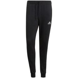 Textil Muži Teplákové kalhoty adidas Originals Essentials Slim 3 Stripes Černé