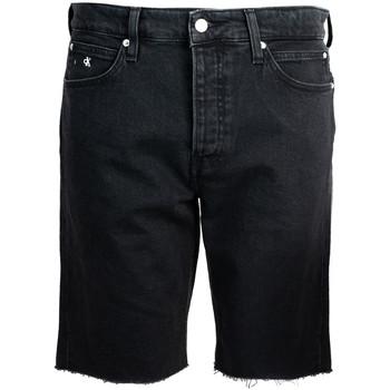 Textil Muži Kraťasy / Bermudy Calvin Klein Jeans  Černá