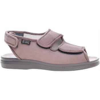 Boty Muži Papuče Dr.orto Domácí obuv  pánská 733M006 šedá Šedá