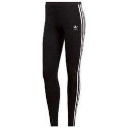 Textil Ženy Teplákové kalhoty adidas Originals 3 Str Tight Černé