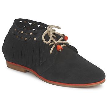 Boty Ženy Kotníkové boty Koah YASMINE Černá