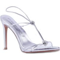 Boty Ženy Sandály Stuart Weitzman VL09249 argento