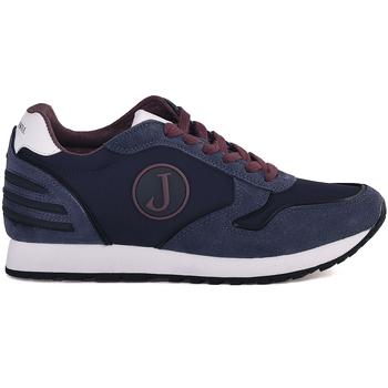 Boty Muži Nízké tenisky Jeckerson JFAL024 Modrý